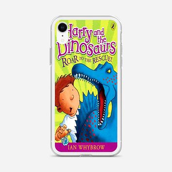 Harry And the Dinosaurs iPhone XR Case