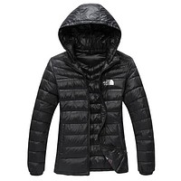 The North Face Brand New Ultralight Down Jacket Winter Outwear Zipper Thin Coat