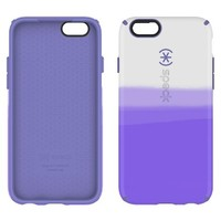 Speck Candyshell Inked Cell Phone Case for iPhone 6 - ColorDip Purple/Wisteria Purple