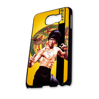 Bruce Lee Dragon Style Samsung Galaxy S6 Case