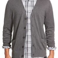 Men's Jack Spade 'Fayston' Button Front Cardigan,
