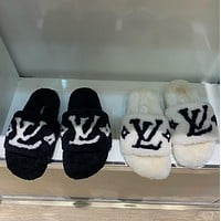 Louis Vuitton LV Womens Fluff Yeah Slides