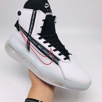 HCXX 19Sep 700 Nike Air Max 720 Satrn Hight Breathable Sneakers Knit Casual Fashion Basketball Shoes