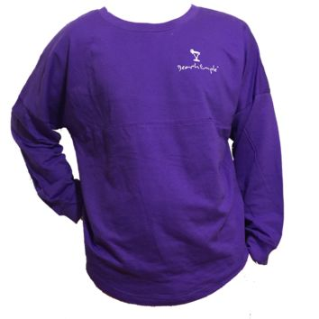 Beach Pullover - Orchid
