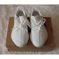 100% Authentic Brand New Adidas Yeezy Boost 350 V2 Cream White Size 8