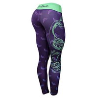 Six Deuce Peacock Gen.2 Fitness Leggings