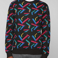 Character Hero Prisms Pullover Sweatshirt - Urban Outfitters