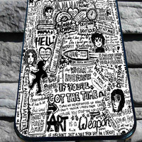 My Chemical Romance Art for iPhone 4/4s, iPhone 5/5S/5C/6, Samsung S3/S4/S5 Unique Case *76*