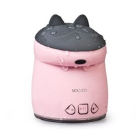 MOCREO® Water-resistant Portable Wireless Bluetooth Speaker Indoor/Outdoors Ultra mini Cute Cartoon W/ Rechargable Built-in Battery / TF card Supported for iPhone 5s/5C/4s;Samsung galaxy S5/S4/S3,Samsung Note 2;HTC,iPad Air/5;iPad mini Retina;iPod,Google N