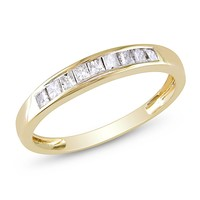1/3 Carat Diamond Fashion Ring in 14k Yellow Gold