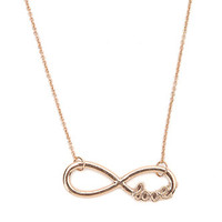 With Love From CA Love Infinity Necklace at PacSun.com