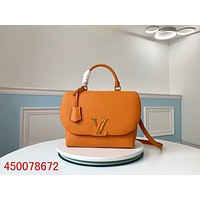 The highest quality of the whole network Louis Vuitton LV Classic Women Shopping Bag Leather Handbag Shoulder Bag Purse Wallet