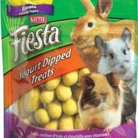 Kaytee Fiesta Banana Yogurt Papay Rabbit Treat 3.5 oz