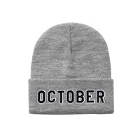 OCTOBER OCTOBER COLLECTION | October's Very Own