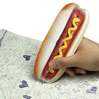 HOTDOG BOOKMARK PEN