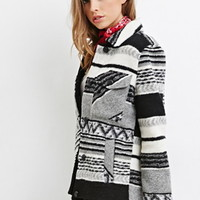 Southwestern-Inspired Coat