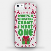 What's A Christmas Gram? (phone case)