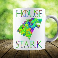 Game of Thrones mugs House Stark mugs