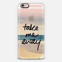 Take Me Away Vintage Beach iPhone 6s case by 3 Red Threads   Casetify