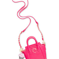 Betsey Johnson xox Trolls Mini Crossbody Satchel, Only at Macy's | macys.com
