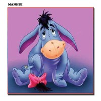 5D Diamond Painting Eeyore