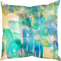 Waterlily Cushion