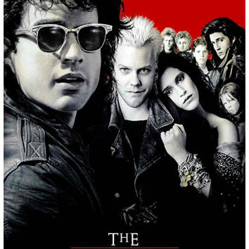 The Lost Boys Movie Poster 11x17