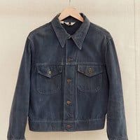 Vintage Lee Brushed Cotton Jacket - Urban Outfitters