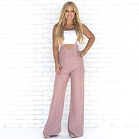 Better Together Jumpsuit in Pink
