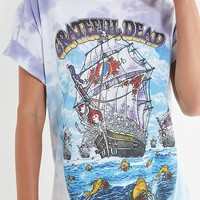 Junk Food Grateful Dead Tie-Dye Tee | Urban Outfitters