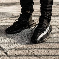 Adidas Yeezy Boost 350 V2 'Black/White'