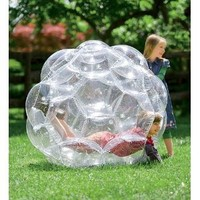 Amazon.com: 51-inch Clear View Transparent GBOP: Toys & Games