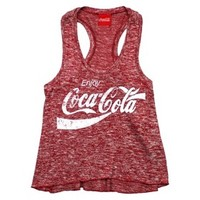 Junior's Coca-Cola Graphic Tank