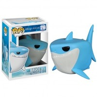Finding Nemo: Bruce POP Disney #76 Vinyl Figure by Funko Eknightmedia.com