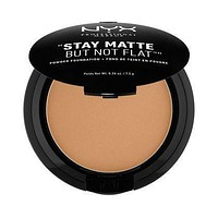 NYX Stay Matte But Not Flat Powder Foundation - Cinnamon Spice - #SMP13
