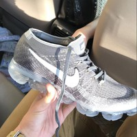Nike Air Max VaporMax Flyknit Popular Men Women Breathable Sport Running Shoes Sneakers