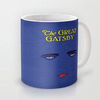 Great Gatsby Poster Mug by Misery