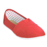 Zoey Jersey Slip On   Shop Shoes at Wet Seal