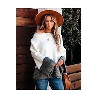 Abby Bell Sleeve Sweater