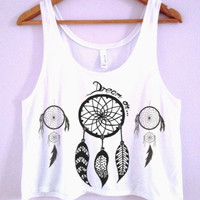 Dreamcatcher Crop-Top
