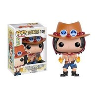 One Piece FUNKO POP ace PVC figure doll collection anime 3D toys new