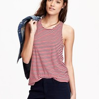 Old Navy Womens Tie Back Tanks