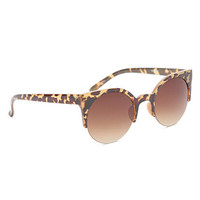 With Love From CA Round Clubmaster Sunglasses at PacSun.com