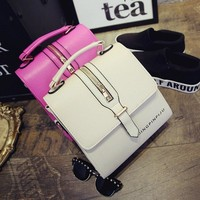 Back To School College On Sale Hot Deal Comfort Casual Summer Multi-functioned Stylish Korean Decoration Shoulder Bags Bags Backpack [6582643271]