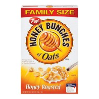 Post Honey Bunches of Oats Honey Roasted Oat Cer... : Target