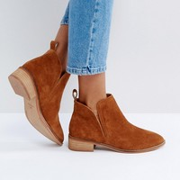 Office Andreas Suede Ankle Boots at asos.com