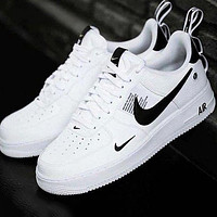 NIKE AIR FORCE 1 AF1 ladies and mens low-top casual sneakers shoes