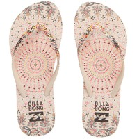 Billabong - Dama Sandals | White Cap II