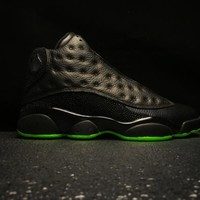 Air JORDAN 13 Basketball Shoes High-Top Cushion Sneaker  For Men Size:40-46