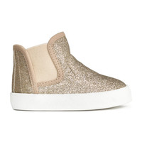 Glittery Shoes - from H&M